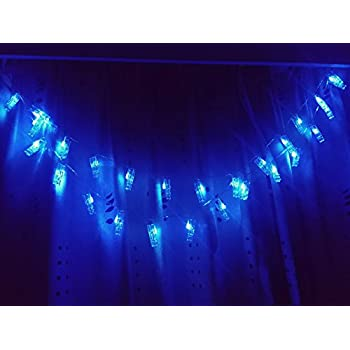 Amazoncom X Gift Photo Clips String Lights Mini Clothespins