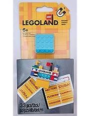 LEGO LEGOLAND magnes budowany zestaw promocyjny 854013