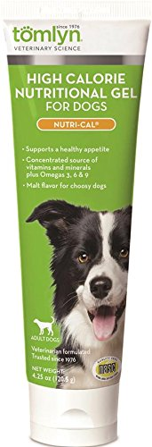 Tomlyn NutriCal Tube Dog 4.25oz (Cal Pet Supplement)