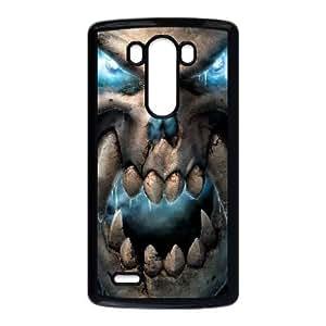 LG G3 Black World of Warcraft phone cases&Holiday Gift