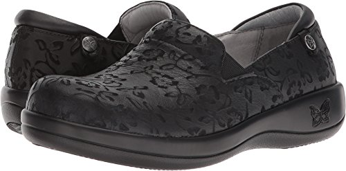 Alegria Black Keli Morning Glory Professional Women's Shoe AAxrUqa
