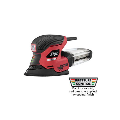Factory Reconditioned - Skil SK7302-02-RT Octo Detail San...