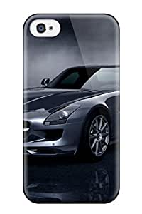 Iphone Cover Case - Mercedes Sls Amg 16 Protective Case Compatibel With Iphone 4/4s
