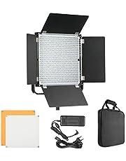 Switti 600 LED 36W Videoleuchte,Videolicht mit EU-Stecker