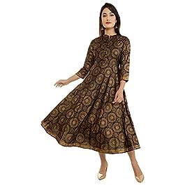 Buy ASEAN Women's Rayon Anarkali Kurta India 2021