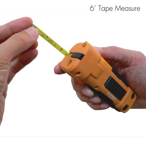 RE SOLVE 14840 Home D cor Multi-Tool, 10-Piece