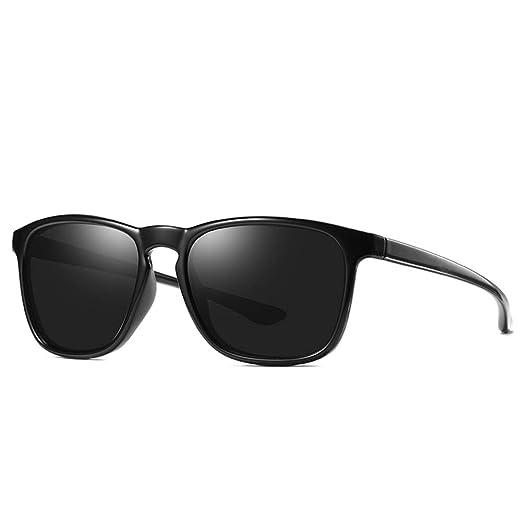 154acd5f9e Polarized Sunglasses for Men Driving Mens Sunglasses Rectangular Vintage  Sun Glasses For Men Women