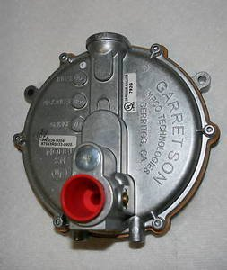 Impco Garretson Mdl Kn Low Pressure Regulator 039-0004 039 0004 Vaporizer Small from Impco