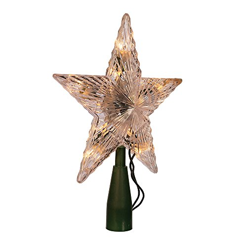 Lighted Outdoor Christmas Tree Topper