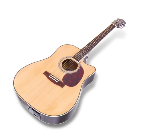Jammin Pro ACOUSTIC505 Acoustic-Electric Guitar