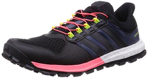 W Adidas Zapatillas Boost Negro Mujer Rosa Para Raven Adistar agxA7pw