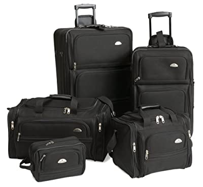Samsonite Luggage Set - Five Piece Nested Set