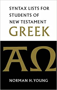Book The Elements of New Testament Greek and Audio CD