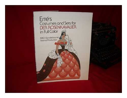 Erte's Costumes & Sets for