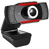 Adesso CyberTrack H3 Webcam - 1.2 Megapixel - 30 fps - USB 2.0-1280 x 720 Video - CMOS Sensor - Manual Focus - Microphone - C