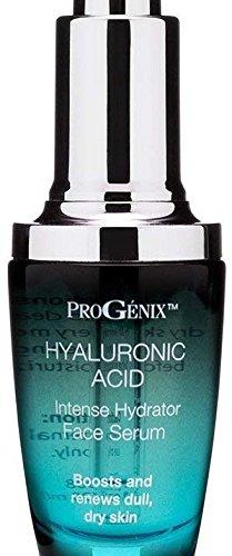 Progenix Hyaluronic Acid Face Serum. Intense hydrating serum