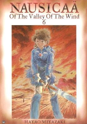 [(Nausicaa of the Valley of the Wind: v. 6 )] [Author: Hayao Miyazaki] [Feb-2007]