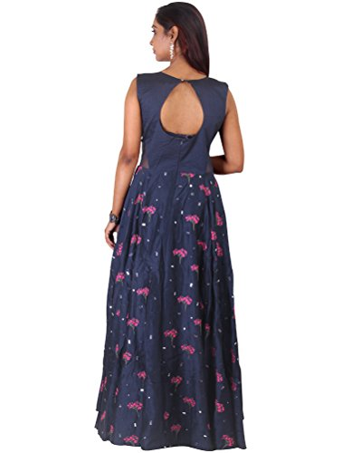 Simaaya -  Vestito  - linea ad a - Donna Blu Navy blue