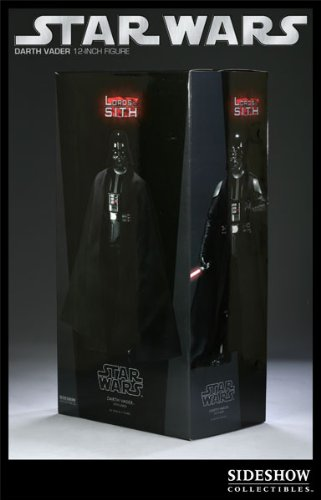 - Sideshow Collectibles Star Wars Deluxe 12 Inch Action Figure Darth Vader