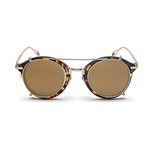 del desmontables las Gafas del hombres sol para punky ligero de y de plástico marco sol del Gafas Ultra sol bordeadas del metal mujeres de estilo unisex clásica con hombre estilo de los para del Gafas zYgwwAfqZx