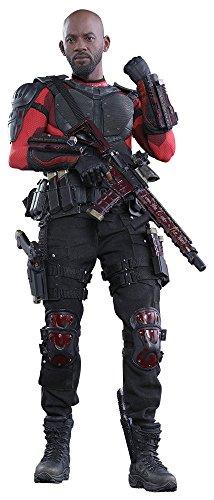 Deadshot Original Costume (Hot Toys DC Comics Suicide Squad Deadshot 1/6 Scale 12