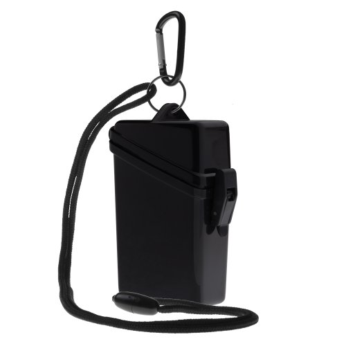 WITZ Keep it Safe Waterproof Sports Case, Black ()