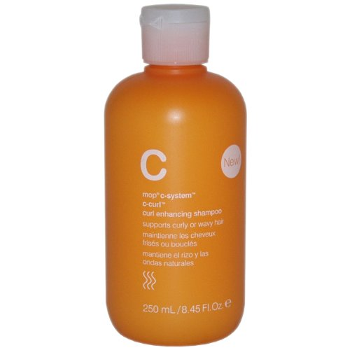 C-curl Shampoo Enhancing (MOP C-System Curl Enhancing Shampoo for Unisex, 8.45 Ounce)
