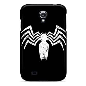 Top Quality Case Cover For Galaxy S4 Case With Nice Venom Logo Appearance