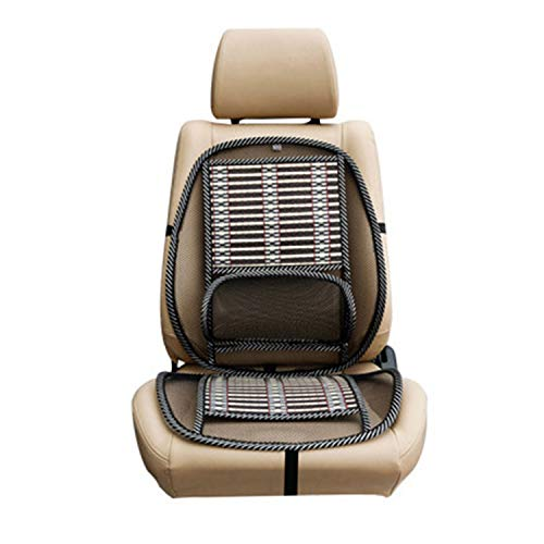 - Foreverharbor Summer Cooling Lumbar Universal Massage Cushion Breathable Cushion Car Wire Seat Cushion Cool Pad Auto Supplies