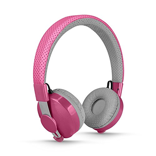 LilGadgets Untangled Pro Children's Wireless Bluetooth Headphones With Shareport...