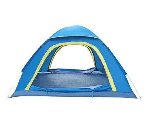 GZZ Guo Outdoor Produkte Outdoor Geeignet für 3-4 Personen Verwenden Sie Zelte, Camping Camping Zelte, Oxford Tuch Waterproof Zelte, Portable Family Zelte