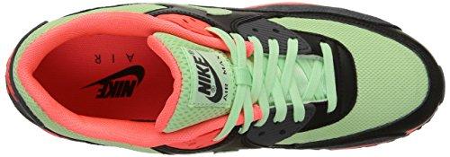 Scarpe Nike vapor Ginnastica Air Max 90 dark hot Green Grey Uomo black Essential Lava Verde Green vapor Da rxwgprBnq