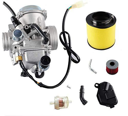 (New TRX350 Carburetor for Honda Rancher 350 TRX350 350ES 350FE 350FMTE 350TM 2000-2006 Carb)