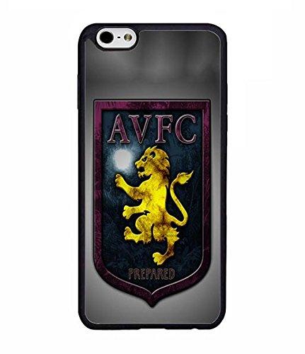 Iphone 6s Custodia Case Football Club Aston Villa FC - Personalized Drop Prottetiva Iphone 6 / 6s (4.7 Inch) Back Custodia Case Cover For Guys - By Thundergrandy