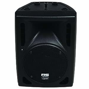 gemini dj rs 408 powered speaker cabinet musical instruments. Black Bedroom Furniture Sets. Home Design Ideas