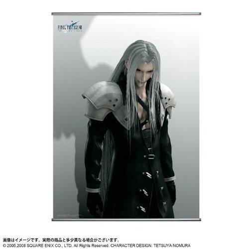 Square-Enix - Final Fantasy VII wallscroll Sephiroth