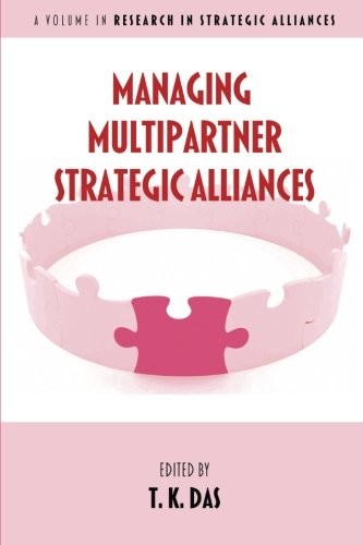 Managing Multipartner Strategic Alliances (Research in Strategic Alliances) pdf epub