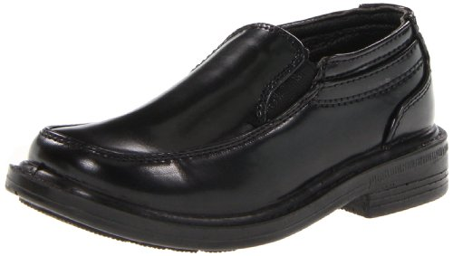 Children's Occasion Shoes (Deer Stags Brian Slip-On Dress Shoe (Toddler/Little Kid/Big Kid),Black,5 W US Big)