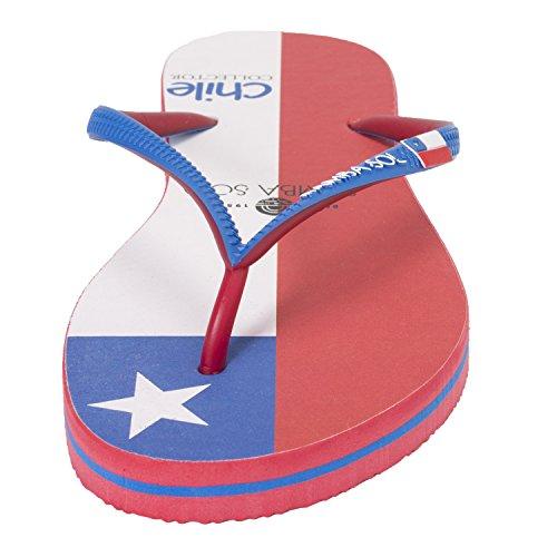 Trendy Og Klassiske Sandaler Samba Sol Menns Flagg Samling Flip Flops -  Moderne Og Komfortabel. Trendy Og Klassiske Sandaler ...