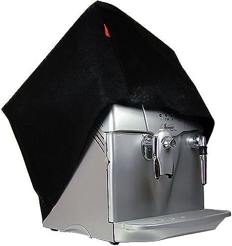 ROTRi® maßgenaue Polvo Funda para cafetera automática DeLonghi Magnifica S ECAM 22.110.b & 22.110.SB Negro Negro Polypropilen: Amazon.es: Informática