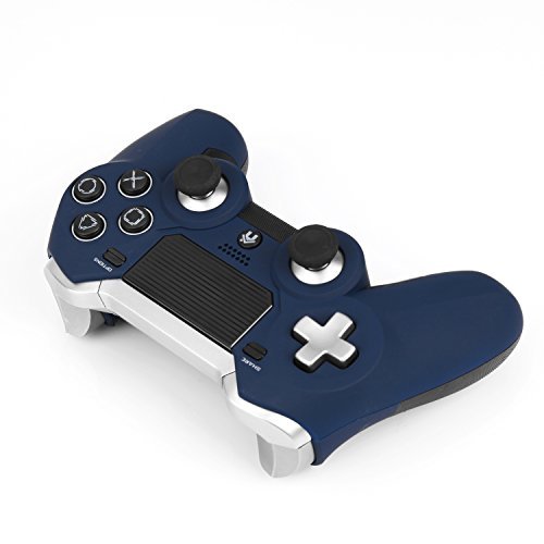 41l0VmjYidL - SADES-2017-Newest-Version-PS4-Controller-PS4-Gamepads-Wireless-Controller-for-PlayStation-4-Blue