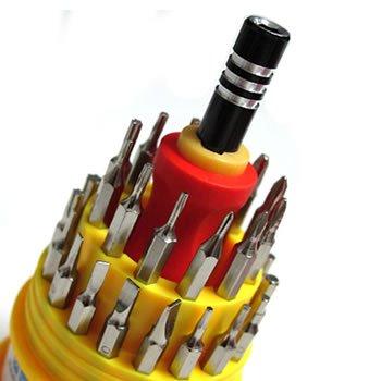 Gizmo Jackly JK 6036-C - Juego de destornillador y puntas ...
