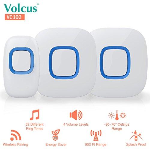 Volcus VC102 Wireless Smart Doorbell product image