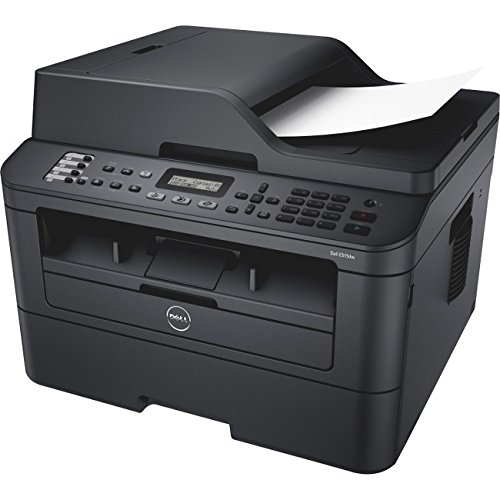 Dell E515dw Monochrome Laser Multifunction Printer (Dell Laser Copiers)