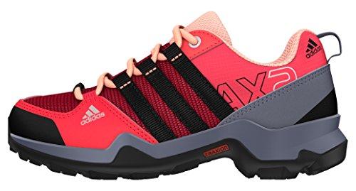 adidas Ax2 CP K, Zapatillas de Senderismo Para Niños Negro (Alegrí / Negbas / Brisol)