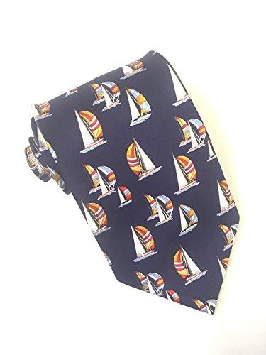 Studio The Tie Boats by Sailing Tie Silk IxYBB4