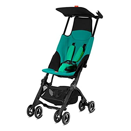 Gb Gold Pockit Buggy, capri blue 616230005