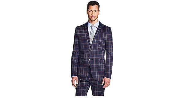 WD NY Mens Satin Collar Tuxedo Jacket