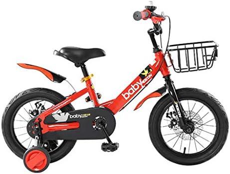 KidsBikes Liuhoulin Bicicletas Blue Boy 2-4-6-7-8 años Bicicletas para niños 14,16,18 Pulgadas Bicicleta Bicicleta Deportes al Aire Libre Bicicleta para niña (Color : Yellow, Size : 18INCHES): Amazon.es: Deportes y aire libre