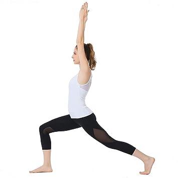 Grist CC 3.Pantalón Deportivo De Mujer Yoga De Elásticos y ...